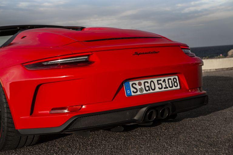 2019 Porsche 911 ( 991 type II ) Speedster 546063
