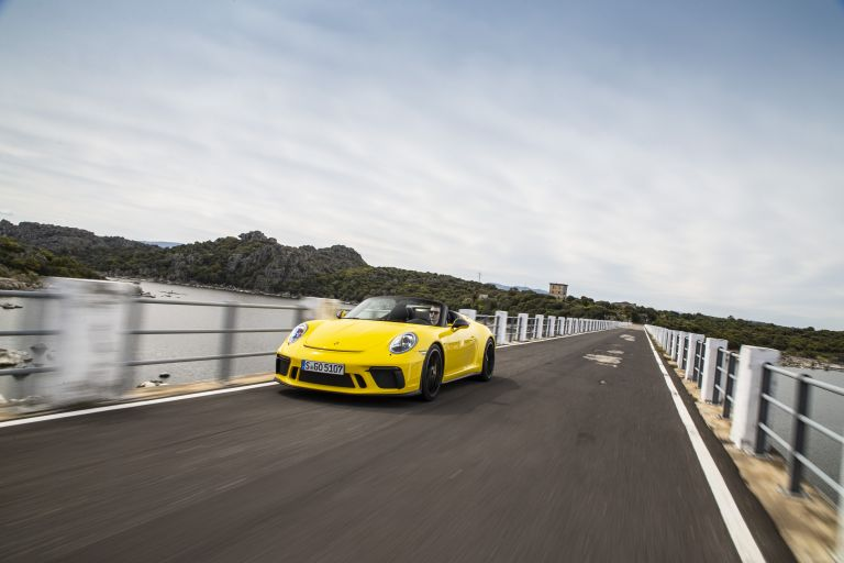 2019 Porsche 911 ( 991 type II ) Speedster 546073