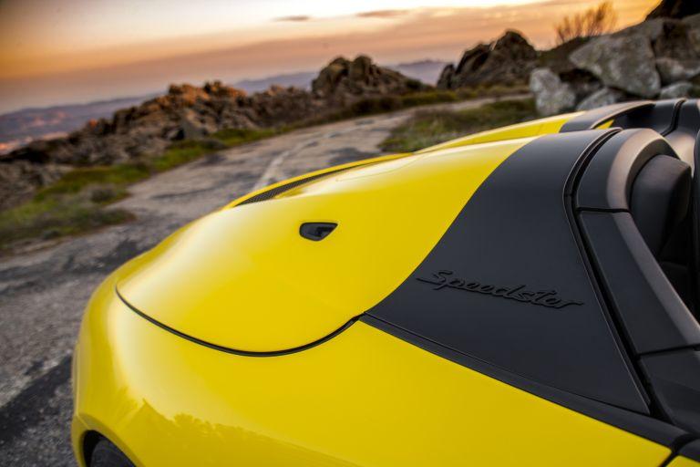 2019 Porsche 911 ( 991 type II ) Speedster 546098