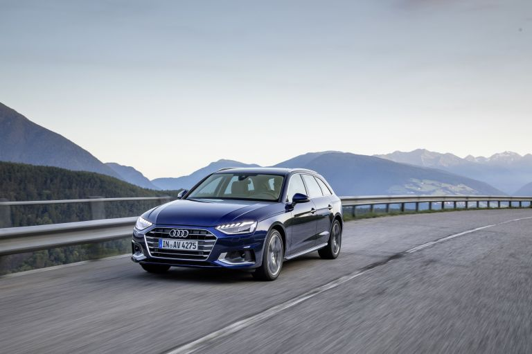 2019 Audi A4 Avant 553791