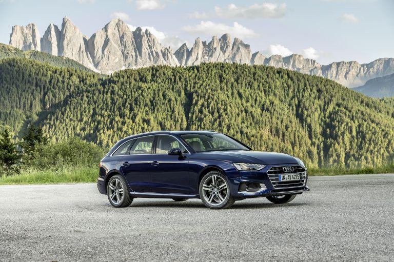 2019 Audi A4 Avant 553792