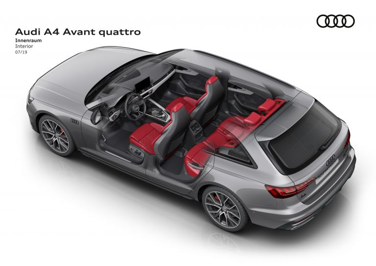 2019 Audi A4 Avant 553818