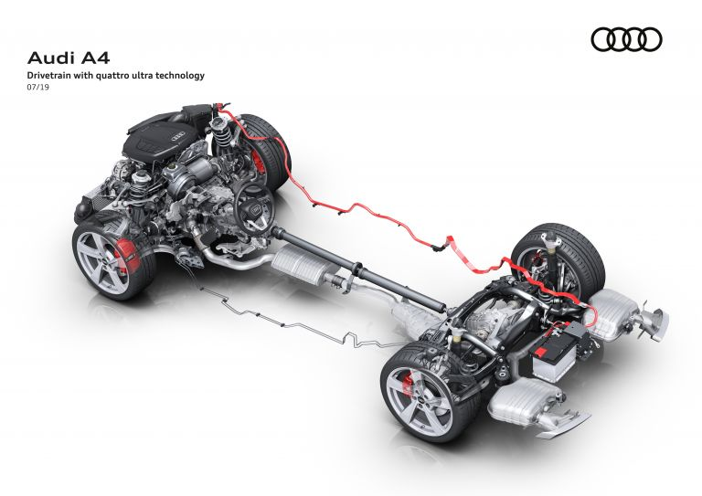 2019 Audi A4 Avant 553822