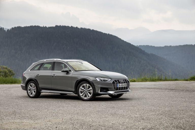 2019 Audi A4 allroad quattro 553479
