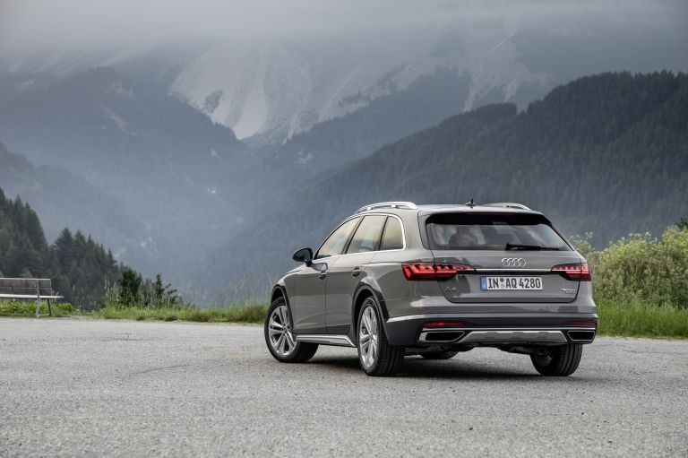 2019 Audi A4 allroad quattro 553481