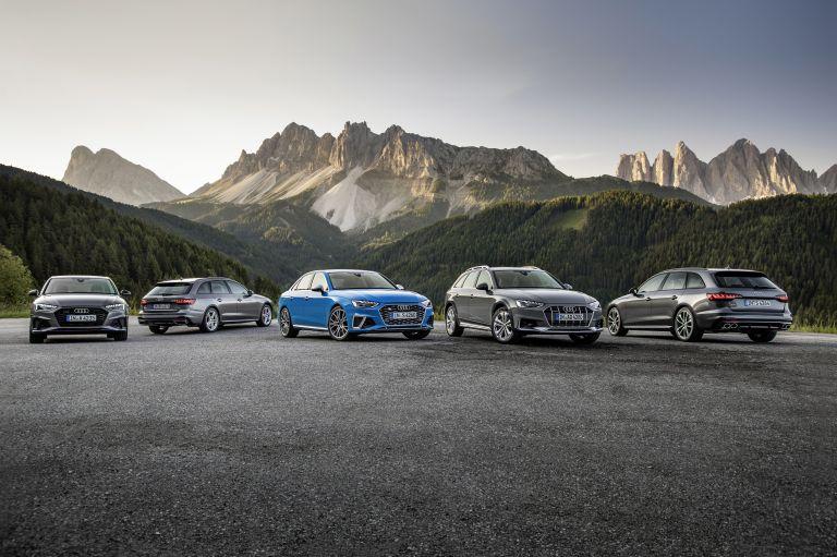 2019 Audi A4 allroad quattro 553499