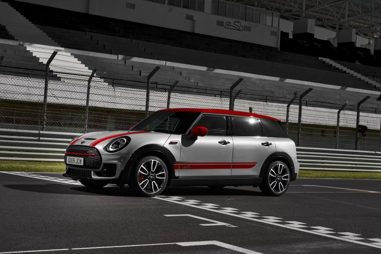 2019 Mini John Cooper Works Clubman Free High Resolution Car Images