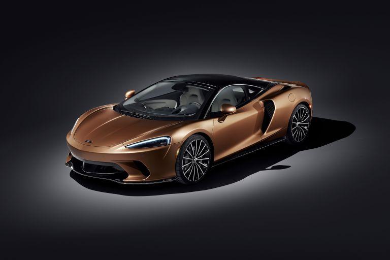 2019 McLaren GT 545244