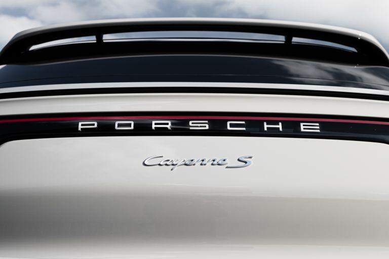 2019 Porsche Cayenne S coupé 547815
