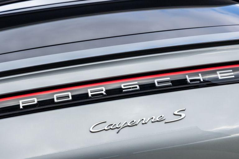 2019 Porsche Cayenne S coupé 547924