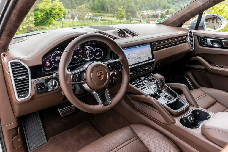 2019 Porsche Cayenne S coupé 547931