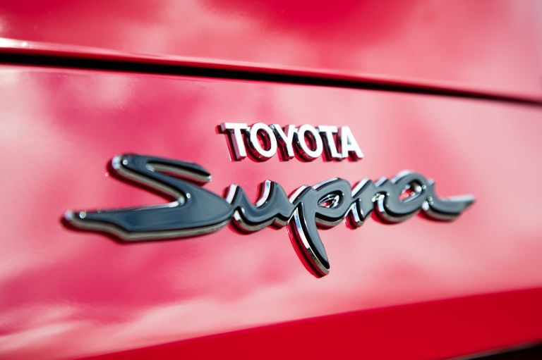 2019 Toyota GR Supra 545309