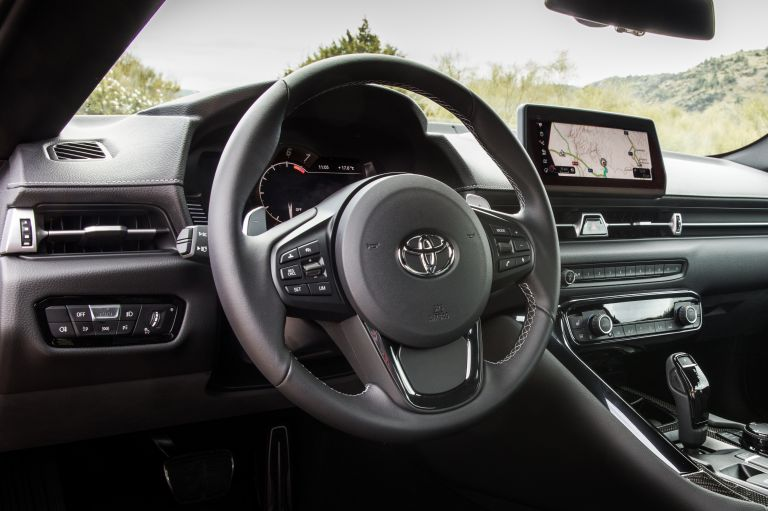2019 Toyota GR Supra 545325