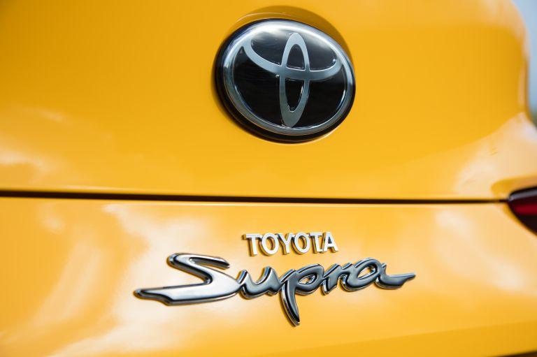 2019 Toyota GR Supra 545373