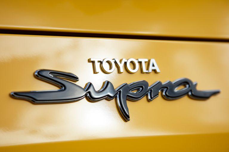 2019 Toyota GR Supra 545375