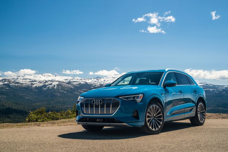 2019 Audi e-Tron - USA version 546575