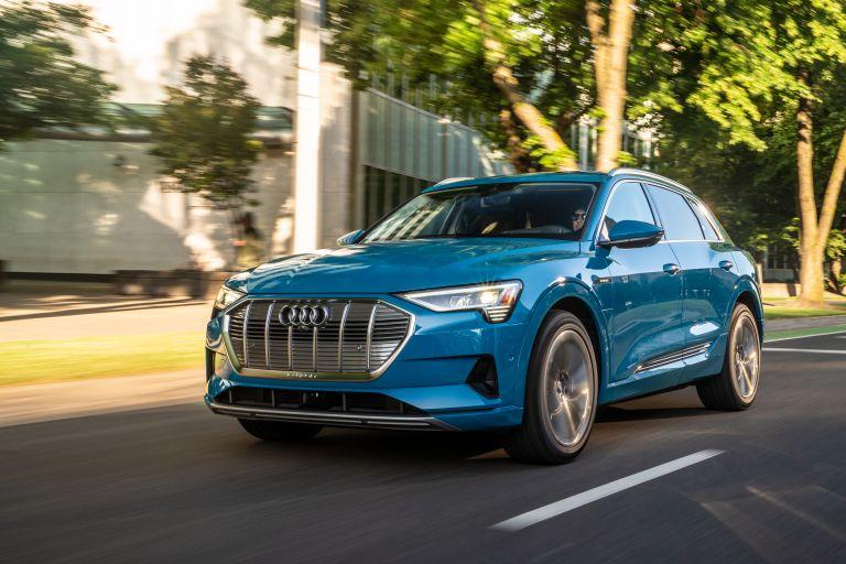 2019 Audi e-Tron - USA version 546582