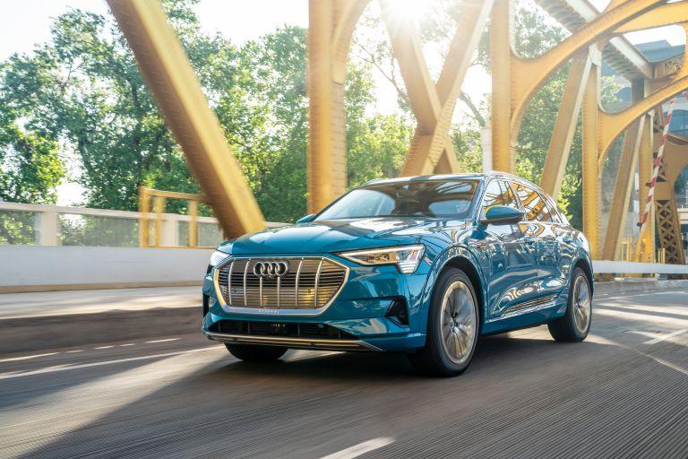 2019 Audi e-Tron - USA version 546584