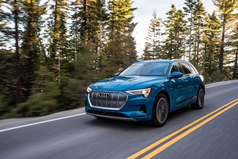 2019 Audi e-Tron - USA version 546588