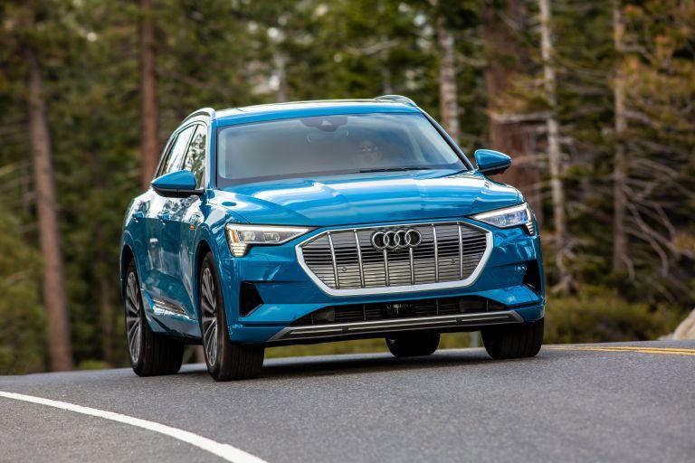 2019 Audi e-Tron - USA version 546593