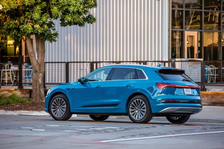 2019 Audi e-Tron - USA version 546594