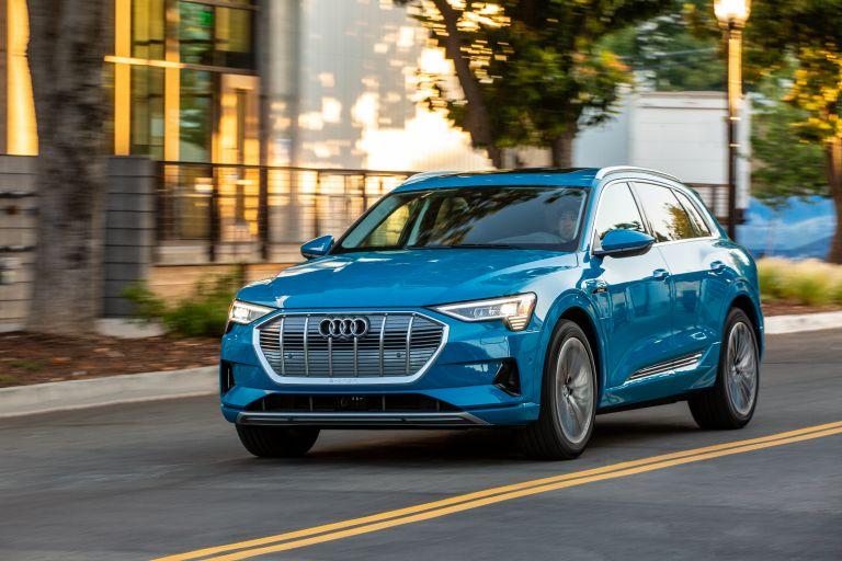2019 Audi e-Tron - USA version 546596