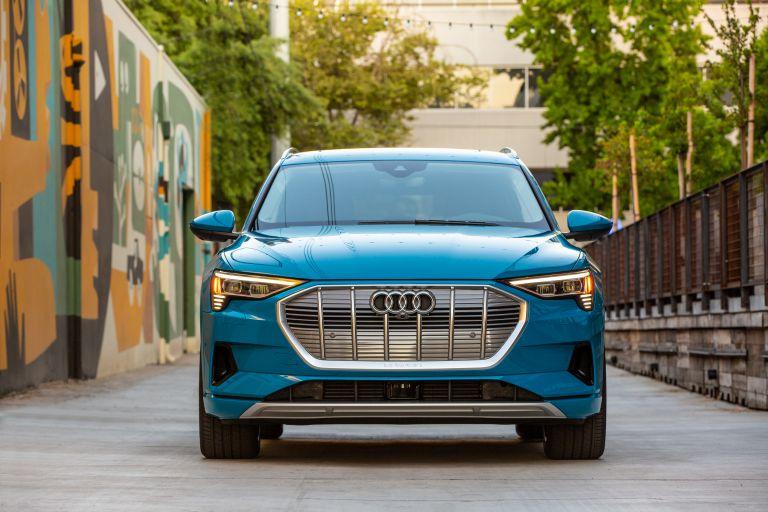 2019 Audi e-Tron - USA version 546598