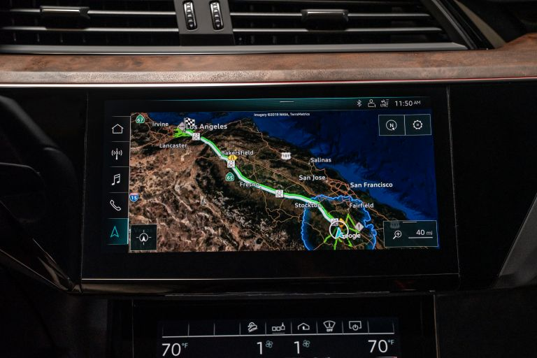 2019 Audi e-Tron - USA version 546622