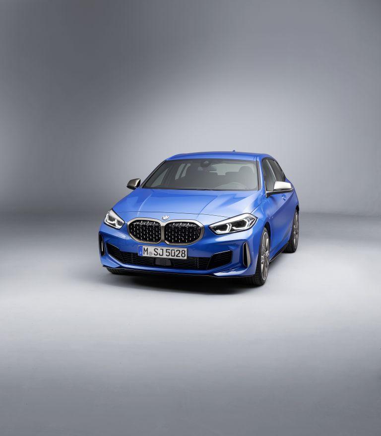 2019 BMW M135i ( F40 ) xDrive 546683