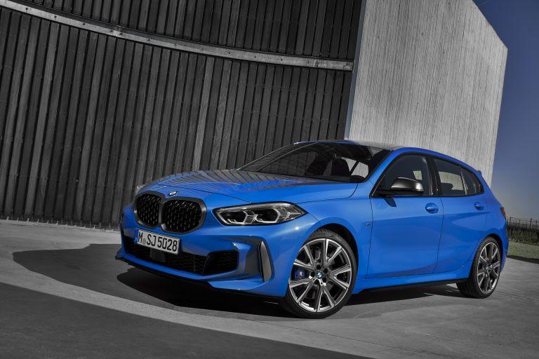 2019 BMW M135i ( F40 ) xDrive 546698