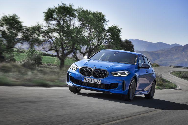 2019 BMW M135i ( F40 ) xDrive 546709