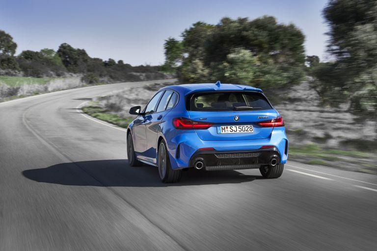 2019 BMW M135i ( F40 ) xDrive 546711