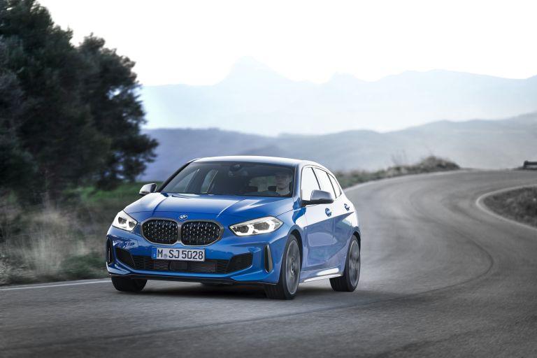 2019 BMW M135i ( F40 ) xDrive 546713