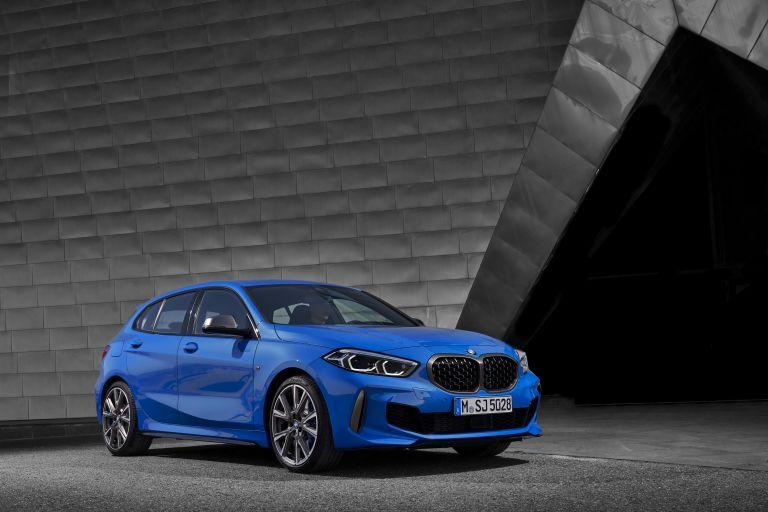 2019 BMW M135i ( F40 ) xDrive 546714