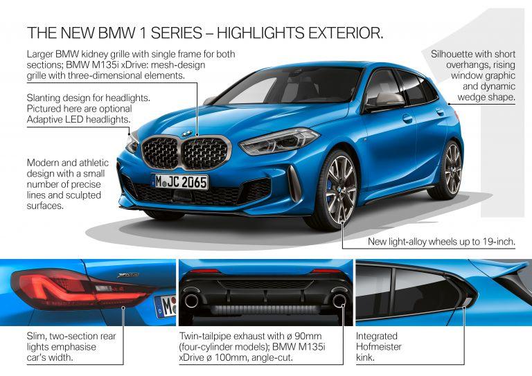 2019 BMW M135i ( F40 ) xDrive 546735