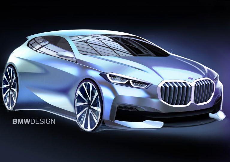 2019 BMW M135i ( F40 ) xDrive 546750