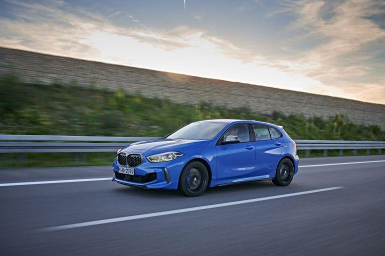 2019 BMW M135i ( F40 ) xDrive 553098