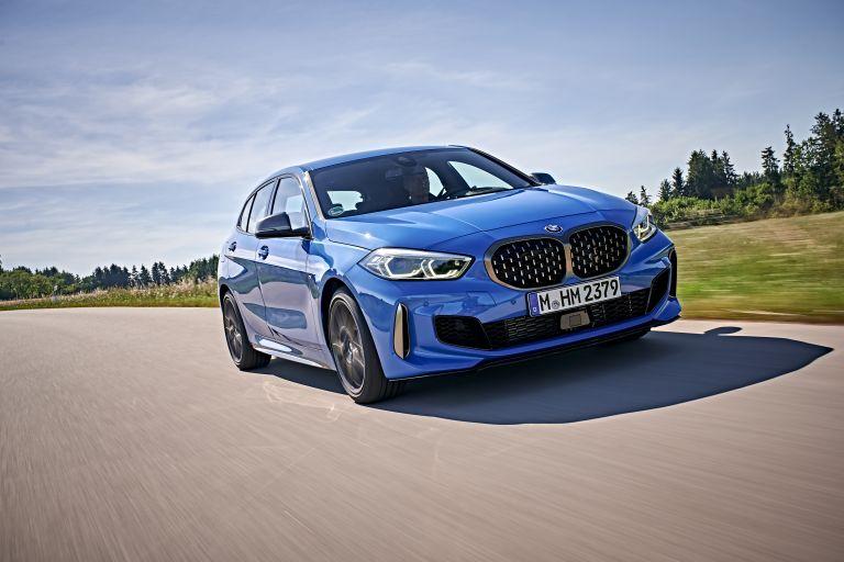 2019 BMW M135i ( F40 ) xDrive 553104