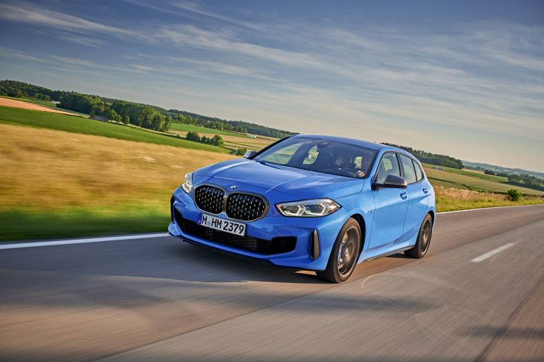 2019 BMW M135i ( F40 ) xDrive 553112