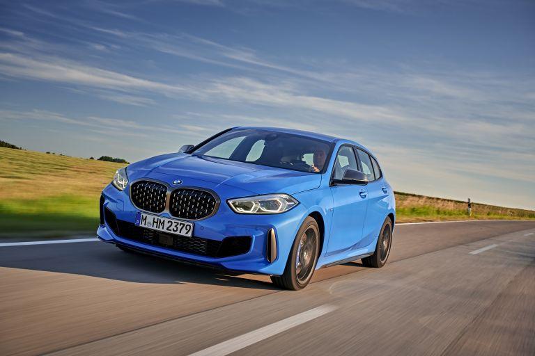 2019 BMW M135i ( F40 ) xDrive 553113