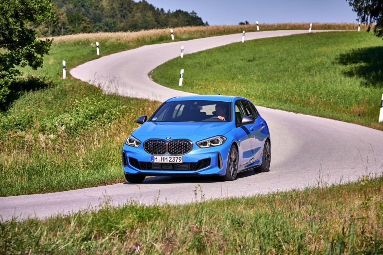 2019 BMW M135i ( F40 ) xDrive 553119