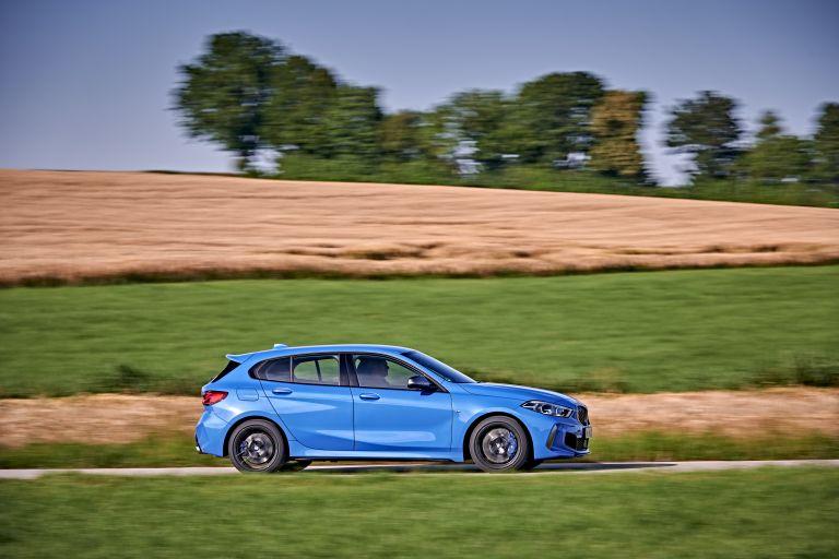 2019 BMW M135i ( F40 ) xDrive 553124