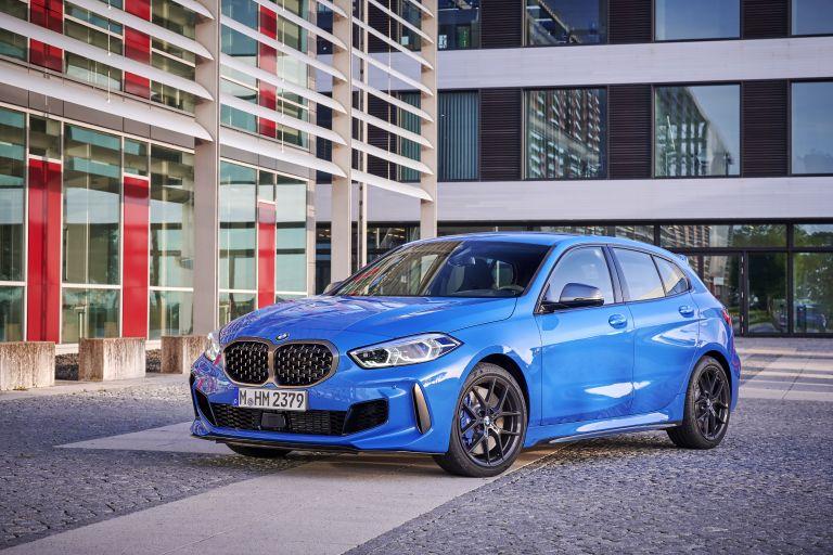 2019 BMW M135i ( F40 ) xDrive 553135