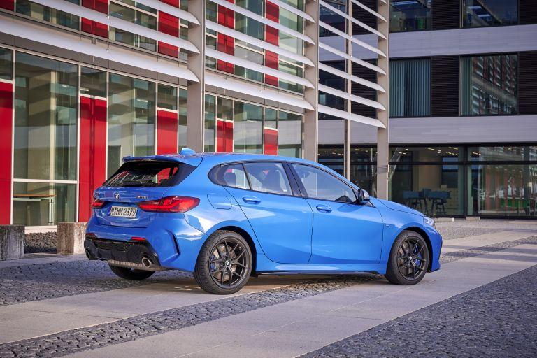 2019 BMW M135i ( F40 ) xDrive 553137