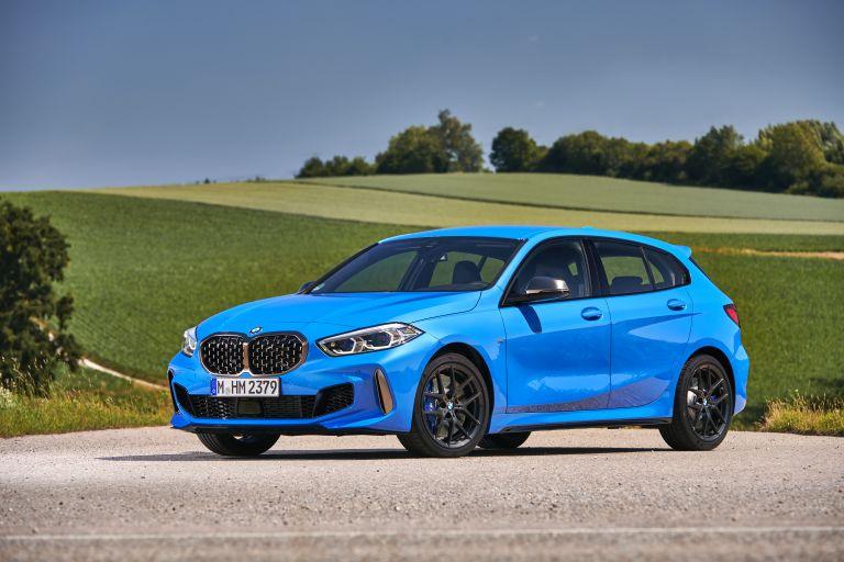 2019 BMW M135i ( F40 ) xDrive 553140
