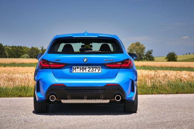 2019 BMW M135i ( F40 ) xDrive 553142