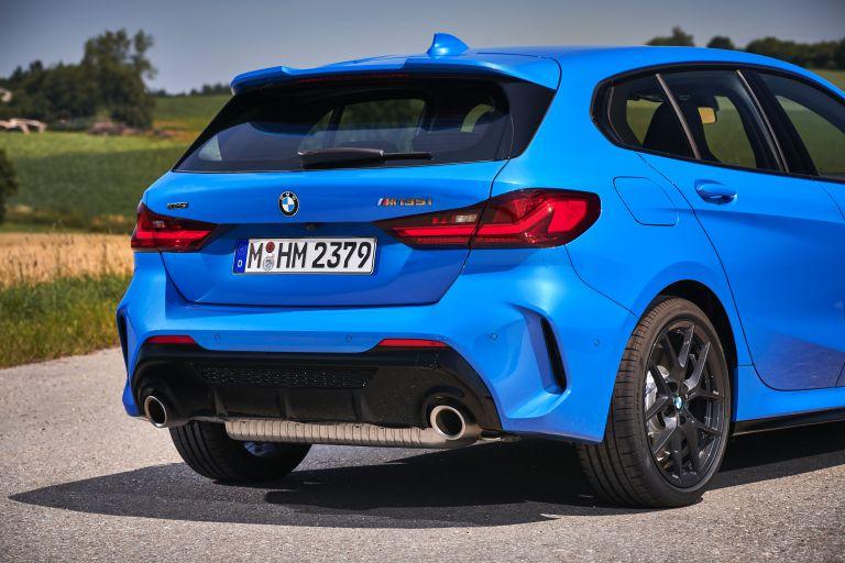 2019 BMW M135i ( F40 ) xDrive 553145