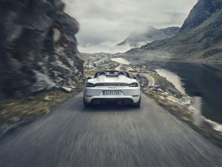 2019 Porsche 718 ( 982 ) Spyder 549368