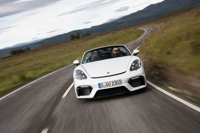 2019 Porsche 718 ( 982 ) Spyder 551782