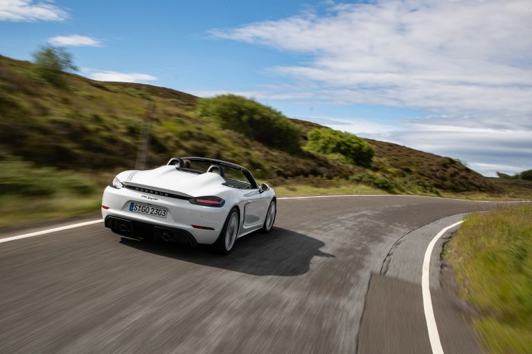 2019 Porsche 718 ( 982 ) Spyder 551790